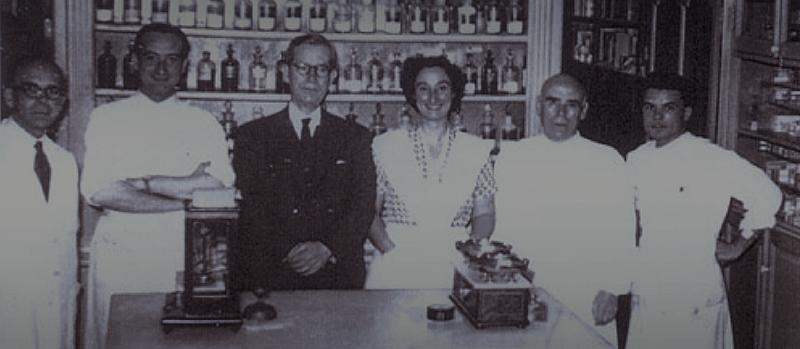 Familia laboratorios calduch