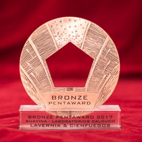 SUAVINA - BRONZE PENTAWARD 2017 – BODY – LAVERNIA&CIENFUEGOS