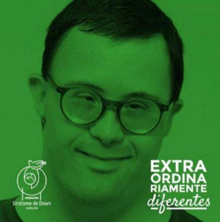 Javi trabajador Suavina Sindrome Down Castellón